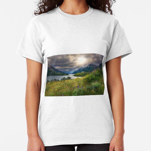 Waterton Wild Flowers Classic T-Shirt