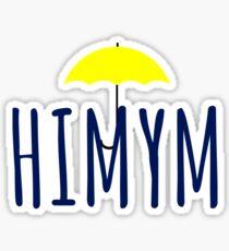 HIMYM Sticker