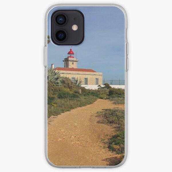 Lighthouse Algarve iPhone Soft Case