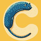 C for Cat by Greyish