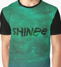 SHINee- Underwater Graphic T-Shirt