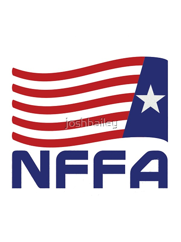 Quot Nffa Quot Stickers By Joshbailey Redbubble