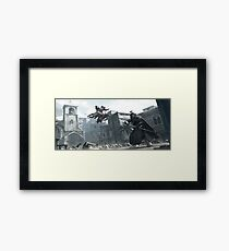 High Profile Assassination Framed Print