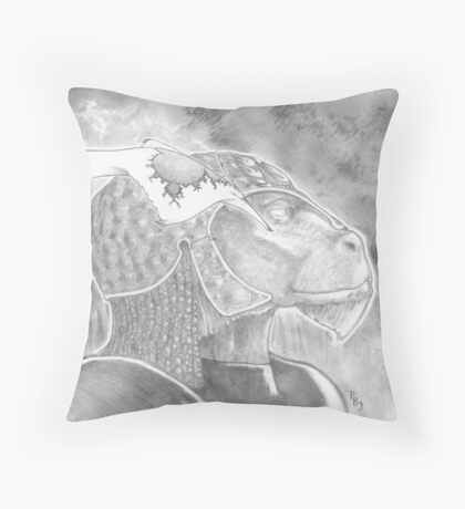 Unopposed Throw Pillow