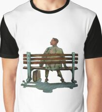 Forrest gump Graphic T-Shirt