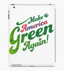 Make America Green Again! iPad Case/Skin