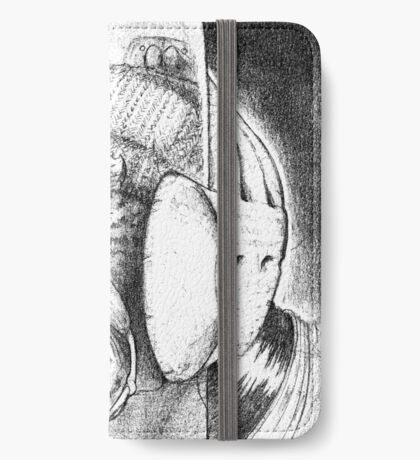 Vizh, Lightsmith of Europa iPhone Wallet