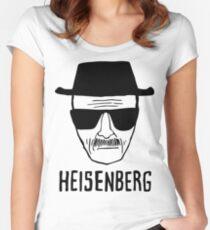 Heisenberg Women's Fitted Scoop T-Shirt