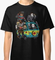 The Massacre Machine Horror Classic T-Shirt