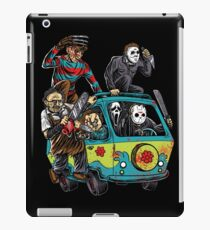 The Massacre Machine Horror iPad Case/Skin