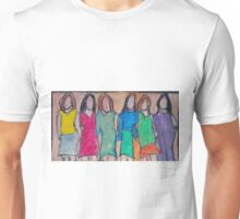 """A Woman's Worst Enemy is Other Women"" Unisex T-Shirt"