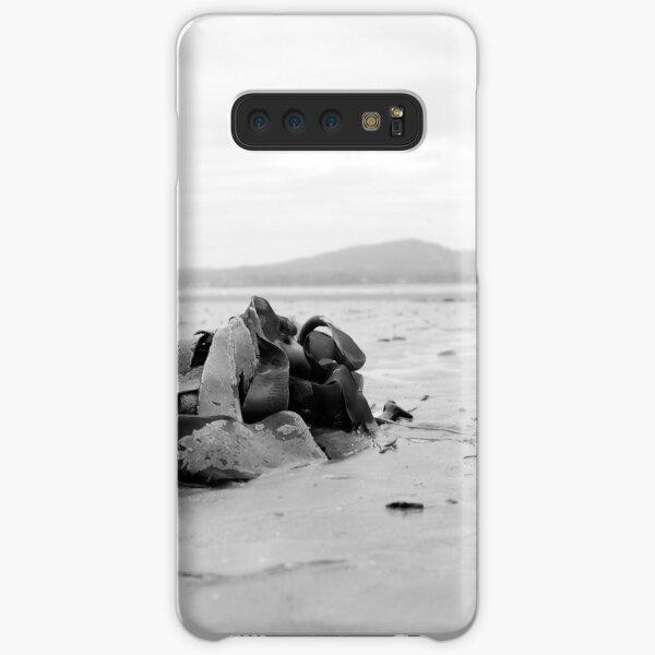 Seaweed at the beach Samsung Galaxy Snap Case