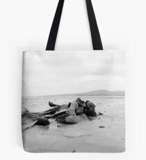 Seaweed at the beach Tote Bag