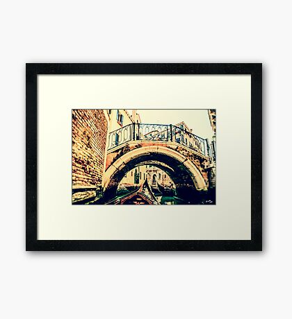Waterways Framed Print
