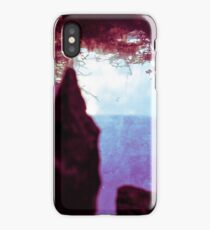 Somewhere in the Flux of Time iPhone Case/Skin