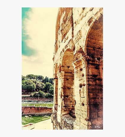 Beside the Arches Photographic Print