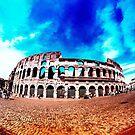 The Coliseum by FelipeLodi