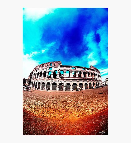 The Coliseum Photographic Print