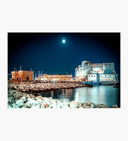 Castel dell'Ovo Photographic Print