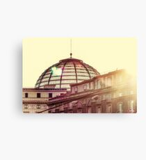 Neapolitan Architecture Canvas Print