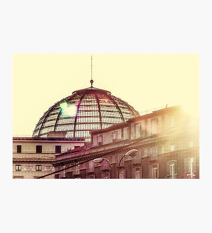 Neapolitan Architecture Photographic Print