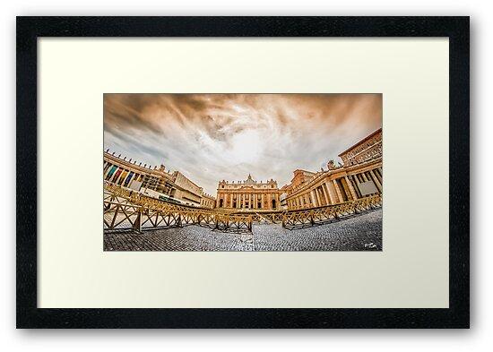 St.Peter's Basilica by FelipeLodi