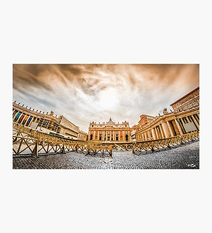 St.Peter's Basilica Photographic Print