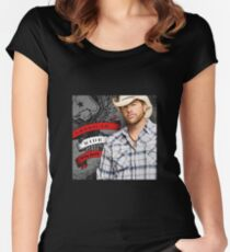 Toby Keith 5 Women's Fitted Scoop T-Shirt
