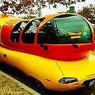 Weinermobile by David Rozansky