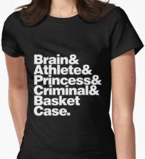 BREAKFAST CLUB Womens Fitted T-Shirt