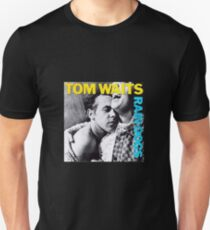 Tom Waits 2 Unisex T-Shirt
