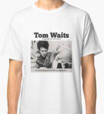 Tom Waits 4 Classic T-Shirt