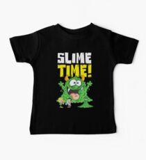 Graphic Slimey Joe (dark) Baby Tee