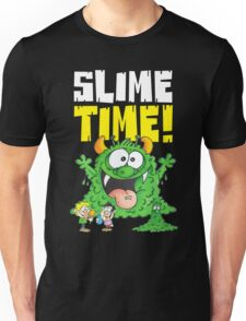 Graphic Slimey Joe (dark) Unisex T-Shirt