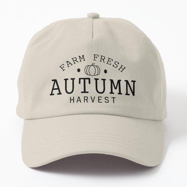 Farm fresh autumn harvest - Autumn - Fall - 2021 Dad Hat