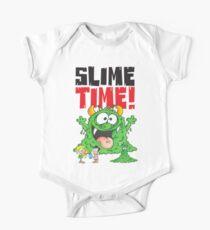 Graphic Slimey Joe One Piece - Short Sleeve