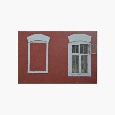 A window without a window Art Board Print