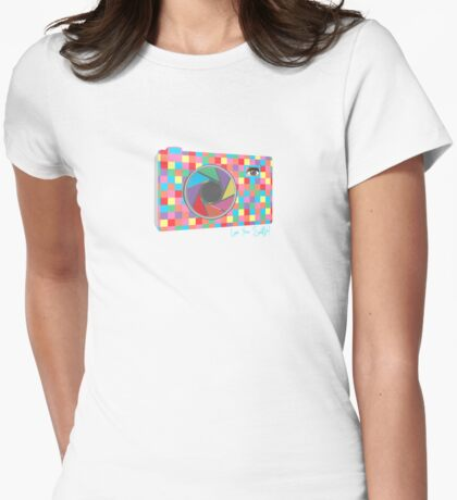 Love Your Self(ie) Pixel Camera T-Shirt