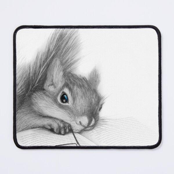 Leser Eichhörnchen Mauspad