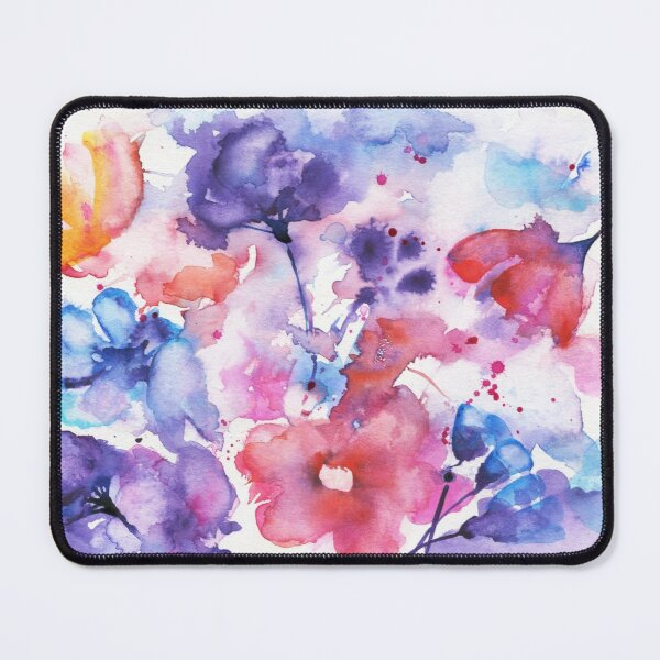 Flowers variation Mouse Pad