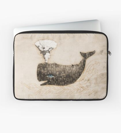 Belly of the Whale Laptop Sleeve