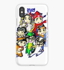 Running Man Kigurumi iPhone Case