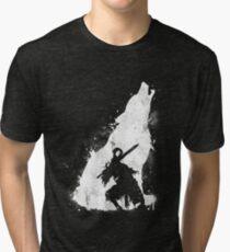 Camiseta de tejido mixto Abyss Warrior