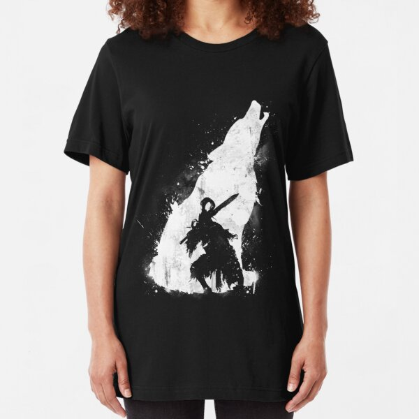 Abyss Warrior Slim Fit T-Shirt