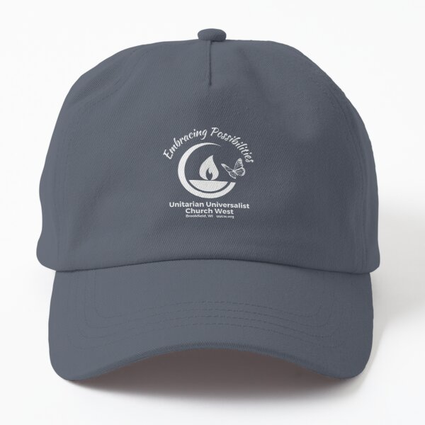Embracing Possibilities (white) Dad Hat