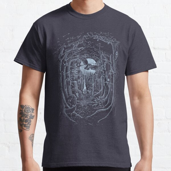 Through the Forest Classic T-Shirt