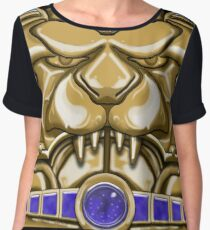 Celestant Prime Armour Women's Chiffon Top