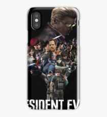 Resident Evil! iPhone Case/Skin