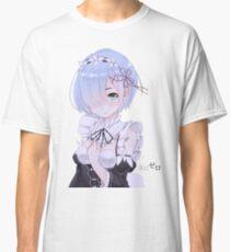 Rem Re:Zero Classic T-Shirt