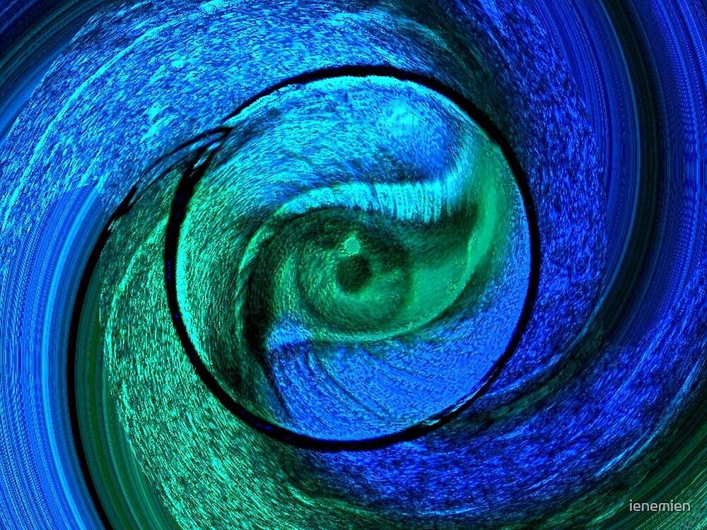 The Eye of the Sea by ienemien